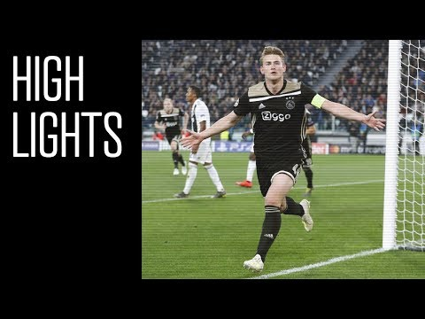 Highlights Juventus - Ajax