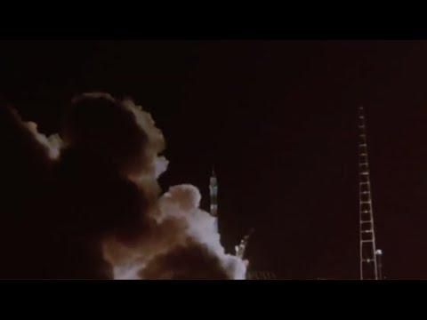 The Right Stuff 1983 Yuri Gagarin launch