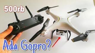 Video SG600 Drone Murah Ada Gopronya :v MP3, 3GP, MP4, WEBM, AVI, FLV November 2018