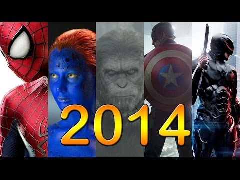 Movies - 12 Movies We Can't Wait For In 2014 Subscribe to ClevverMovies: http://bit.ly/clevvermovies We name 12 movies that we can't wait to see in 2014. For More Cle...