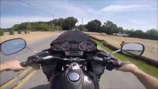 2. 2013 Kawasaki Vaquero: (The kawasaki Street Glide)