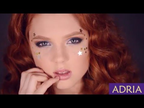 Adria Color 2Tone True Sapphire - цветные линзы.