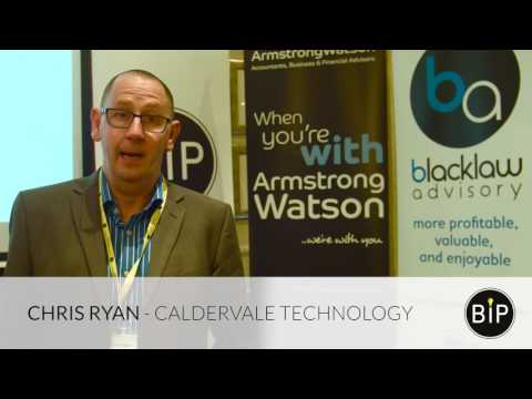 Alec Blacklaw, The BIP and Chris Ryan, Caldervale Technology