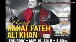 Rahat Fateh Ali Khan talks about his USA Tour