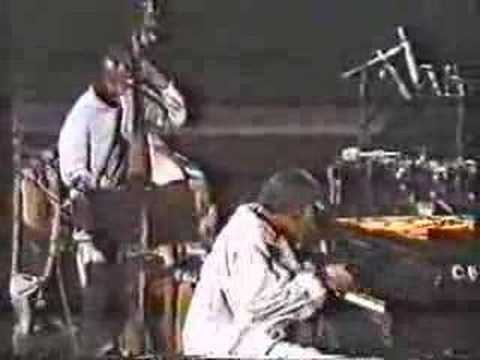 Cecil Taylor Unit  ballet 1983 Germany Part 1 of 2  ...