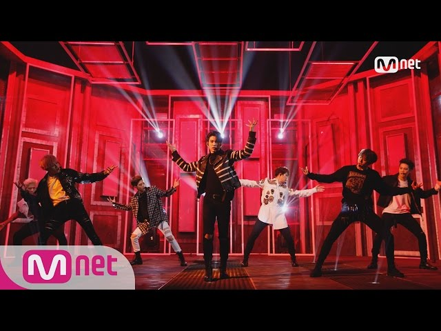[GOT7 - HARD CARRY] Comeback Stage | M COUNTDOWN 160929 EP.494