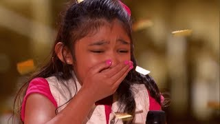 Video Angelica Hale's Journey To Super Star America's Got Talent 2017 MP3, 3GP, MP4, WEBM, AVI, FLV Oktober 2018