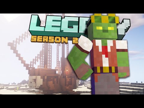 I broke in. - Legacy season 2 - Episode 1!