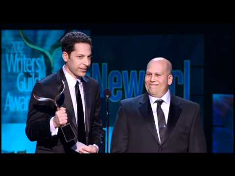 Aim High and The Walking Dead win the 2012 Writers Guild Awards for New Media