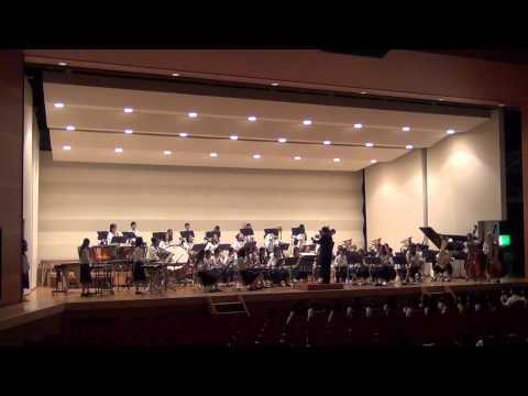 2014年度 課題曲II 「勇気のトビラ」 境第一中学校(境一中) 吹奏楽部