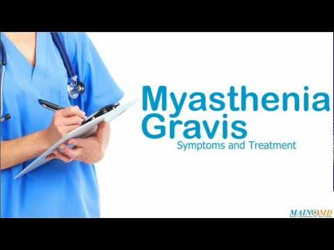 how to treat myasthenia gravis