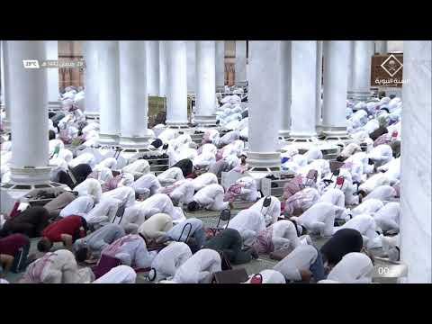 صلاة التهجد من المسجد النبوي | ليلة 29 رمضان 1442هـ