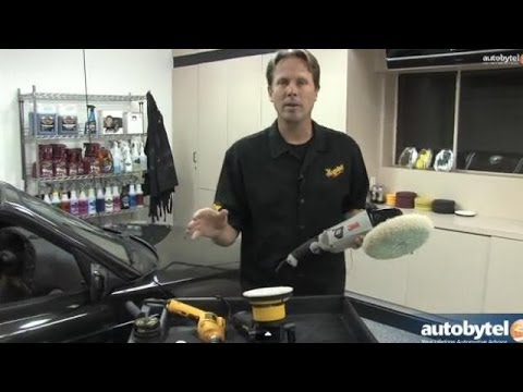 Car Polish/Wax Tools Overview Dual-Action & Rotary Polisher — Meguiar's Car Care Tips