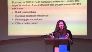 Q Commons:  Amanda Hightower of R.E.S.T.