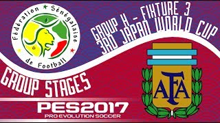 Please read the description for more information! If Portugal and Poland match ends in a draw, Senegal needs to win by more...