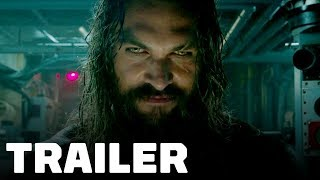 Aquaman - Final Trailer (2018) Jason Momoa, Amber Heard