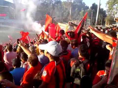 Rangers vs Everton, el regreso a primera 2011-11-24-19:57 - Los Rojinegros - Rangers de Talca - Chile - América del Sur
