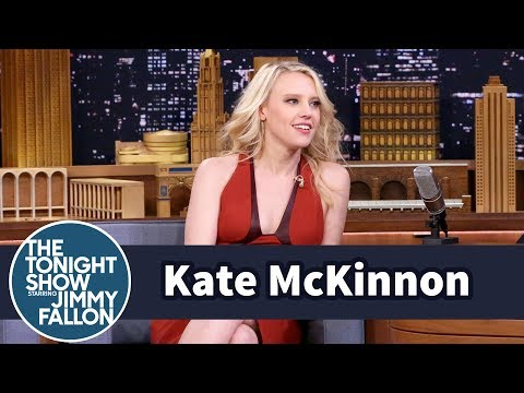 Kate McKinnon Hammered a Bunch of Holes into SNL