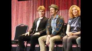 2014 Paley Fest American Horror Story Coven Panel Cast Introductions