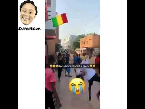 Des maliens lapident des ivoiriens au Mali;Affou Keita fait une faute grave selon les ivoiriens
