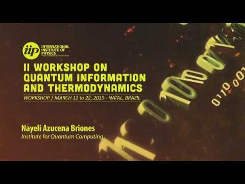 Heat-bath algorithmic cooling from a perspective of quantum thermodynamics - Nayeli Azucena Briones