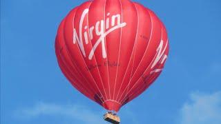 Onboard | Virgin Hot Air Balloon Flight | Bourne Airfield 16/06/16