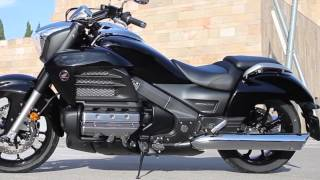 8. Essai Honda F6C : La Goldwing version custom sportif