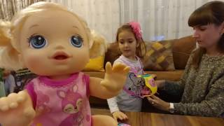 Video Yeni baby alive Emekleyen bebek  , eğlenceli çocuk videosu , toys unboxing MP3, 3GP, MP4, WEBM, AVI, FLV November 2017