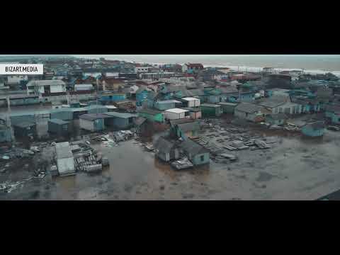 Кирилловка после потопа
