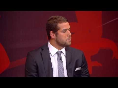 Lance - Hawthorn superstar Lance 'Buddy' Franklin interviewed on The Marngrook Footy Show.