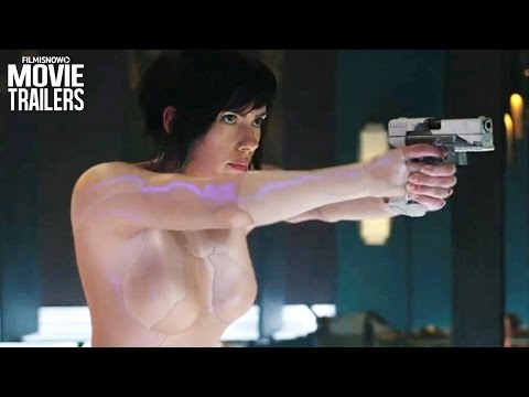 Ghost in The Shell | Scarlett Johansson is 'Going in' in extended clip
