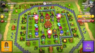 New tc 17 is added as well as a level to everything and there is a new reaper troop and lvl 13 walls.