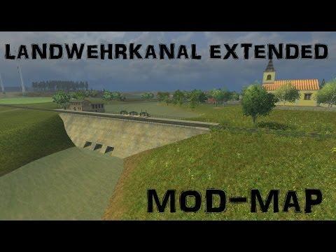 Landwehr Canal v1.3 extended