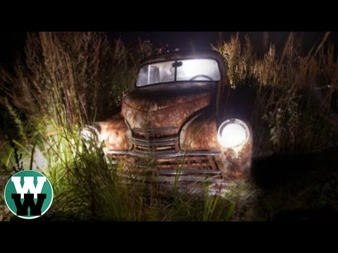 5 Most Haunted Cars Ever