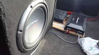 Video Pioneer GM-D9601+ Pioneer TS-W3003 D4 MP3, 3GP, MP4, WEBM, AVI, FLV Agustus 2018