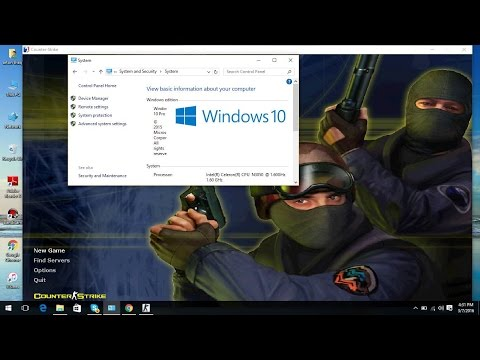 how to download cs 1.6 on windows 10