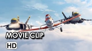 Planes Movie CLIP - Head Start (2013) - Disney Animated Movie HD