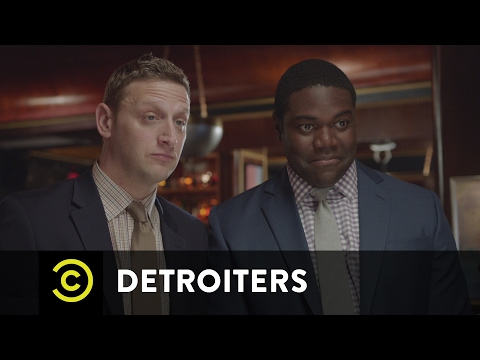 Ambushing Carter Grant - Detroiters - Comedy Central