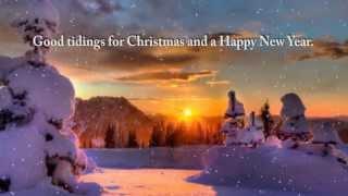 We wish you a Merry Christmas. Английские песни для детей. Наше всё!