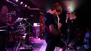 Video Diligence - Bleeding Fractals - 20. 4. 2018 - Rock Café Prague