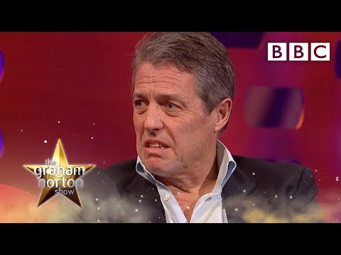 Hugh Grant has hilariously strong opinions on fish! | The Graham Norton Show - BBC