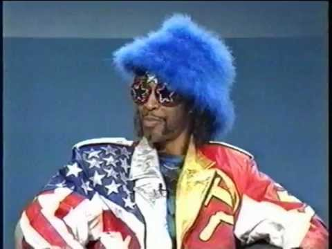 Talkshow - George Clinton, Bernie Worrell & Bootsy Collins in 1991