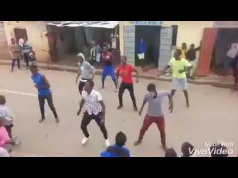 Eddy kenzo disco disco dance cover