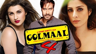 Rohit Shetty is all set to revive the Golmaal francgise. And this time Ajay Devgan will be joined by Oarineeti Chopra and Tabu! Watch what Tabu has to say!Suscribe: https://www.youtube.com/bollywoodcentral?sub_confirmation=1Facebook: https://www.facebook.com/BollywoodCentralG+: https://plus.google.com/+bollywoodcentral