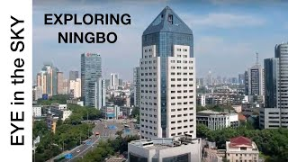 NingBo from the air