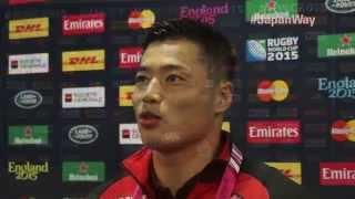 【ラグビーW杯】日本代表、本格練習再開