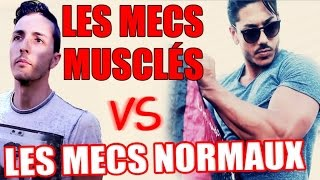 Video TOONY - Les mecs musclés VS les mecs normaux ft BODYTIME MP3, 3GP, MP4, WEBM, AVI, FLV September 2017