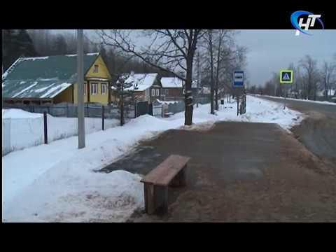 Любопытную ситуацию, возникшую в одном из рейсовых автобусов в Новгородском районе, обсудили на заседании правительства