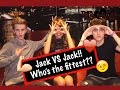Jack vs Jack!! Who is the fittest Jack??? LOL!
