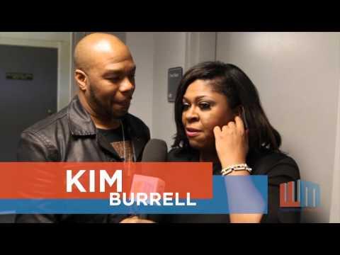 Kim Burrell Interview at Festival of Praise Tour Washington DC